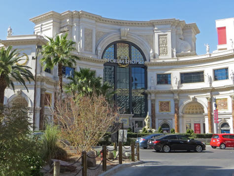 The Forum Shops, Las Vegas Nevada