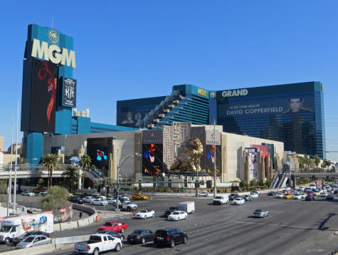 MGM Grand Hotel, Las Vegas Nevada